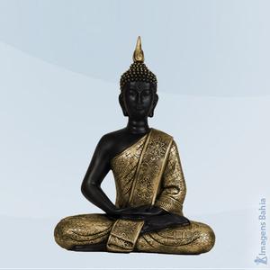 Imagem de Buda Bali (Dourado)