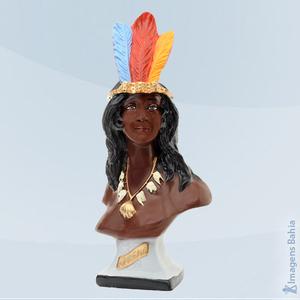 Cabocla Jurema (Busto), 35cm