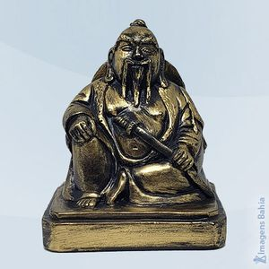Imagem de Buda com Espada
