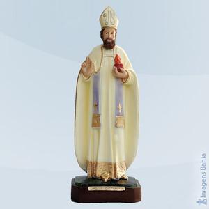 Santo Agostinho, 20cm