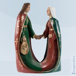 Imagem de Nossa Senhora da Visitção