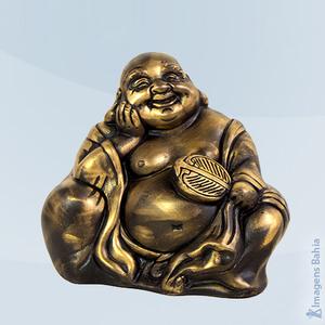 Imagem de Buda Cofre (Dourado)
