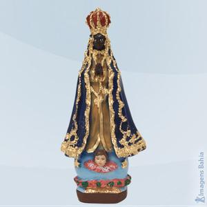 Nossa Senhora Aparecida (resina, 10cm
