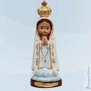 Nossa Senhora de Fátima linha infantil, 15cm