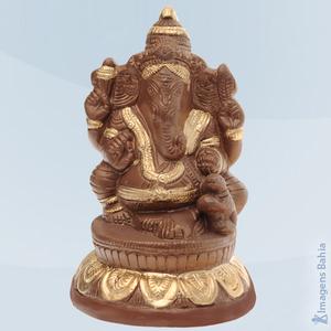 Ganesha (Sentado), 15cm