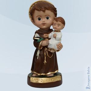 Santo Antônio linha infantil, 15cm