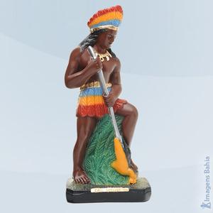 Caboclo Urubatan, 40cm