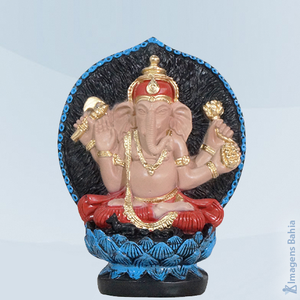 Ganesha (Deitado), 18cm