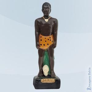 Africano Arranca Caveira, 20cm