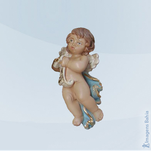 Anjo Cantando Direito, 12cm
