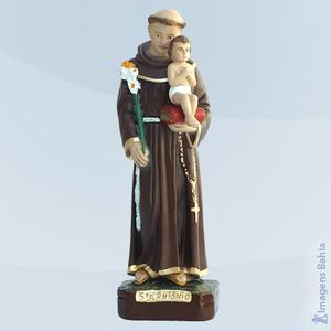 Santo Antônio menino solto, 20cm