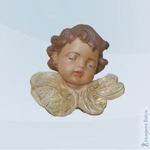 Rosto anjo esquerdo, 10cm
