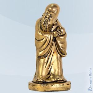 Deus Da Fortuna (Dourado), 20cm