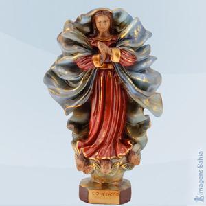 Imagem de Nossa Senhora da Conceição linha barroca