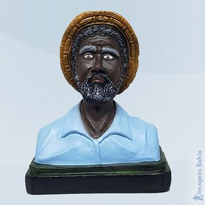 Imagem de Busto de Preto Velho