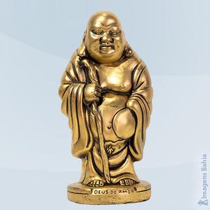 Deus Do Amor (Dourado), 20cm