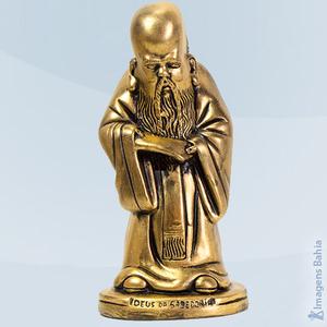 Deus Da Sabedoria (Dourado), 20cm