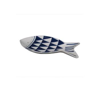 Travessa Peixe Geométrico