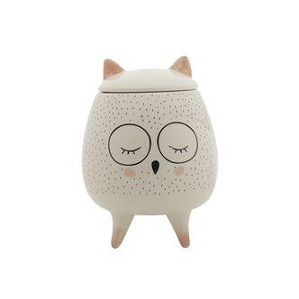 Potiche Owl