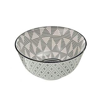 Bowl de Cerâmica Pontilhado
