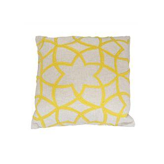 Almofada Geometric Amarela