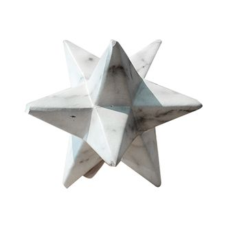 Estrela Marmorizada Cerâmica G