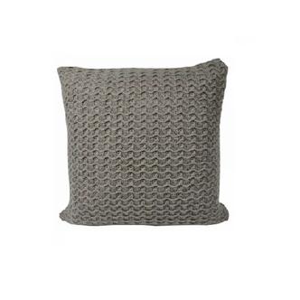 Almofada em tricot 40x40 cm