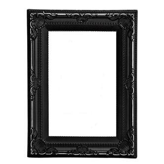Porta Retrato Preto 10 x 15