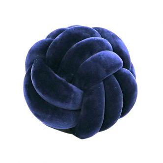 Almofada Nó Azul P