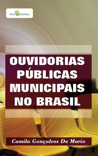 Ouvidorias públicas municipais no Brasil