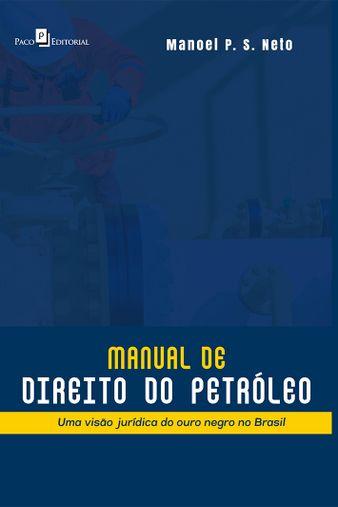 Manual de Direito do Petróleo