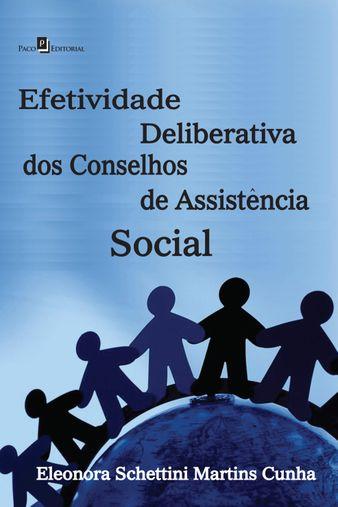 Efetividade Deliberativa de Conselhos de Assistência Social