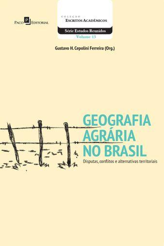 Geografia Agrária no Brasil