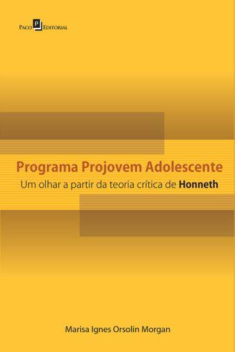 Programa Projovem Adolescente