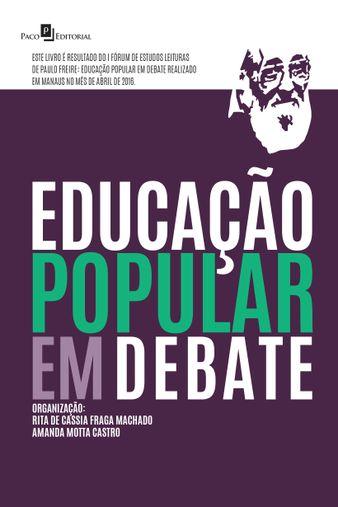 Educação Popular em Debate