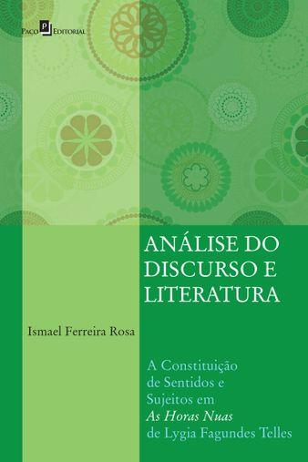 Análise do Discurso e Literatura