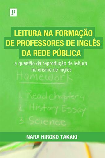 Leitura na formação de professores de inglês na rede pública