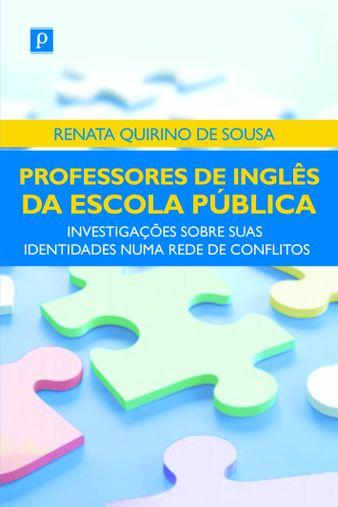 Professores de inglês da escola pública