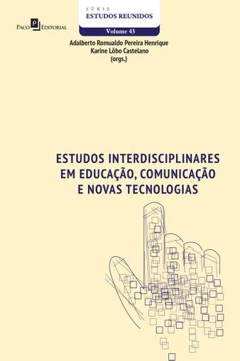 Estudos interdisciplinares em Educação