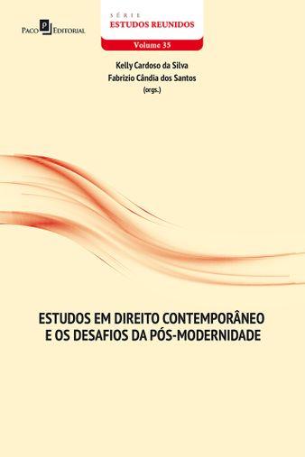 Estudos em Direito Contemporâneo e os Desafios da Pós-modernidade