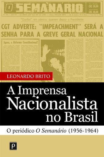 A imprensa nacionalista no Brasil