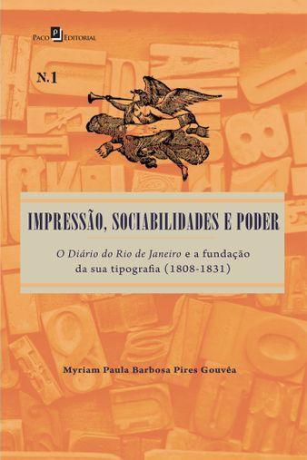 Impressão, Sociabilidades e Poder