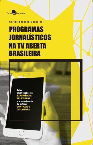 Programas Jornalísticos na TV Aberta Brasileira