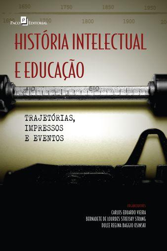 História Intelectual e Educação