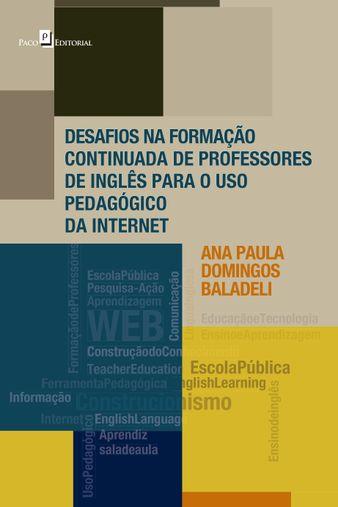 Desafios na formação continuada de professores de inglês para o uso pedagógico da internet