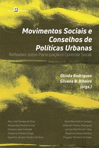 Movimentos Sociais e Conselhos de Políticas Urbanas