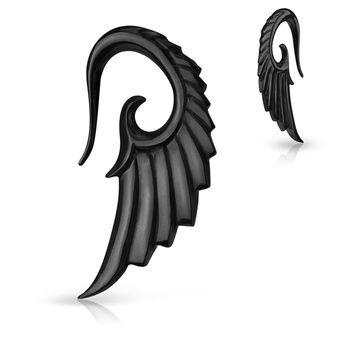 Espiral Chifre Asa
