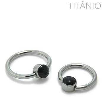 Captive Onyx Titânio