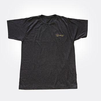 "Camiseta Masculina Cinza (M) ""Do What You Love"""