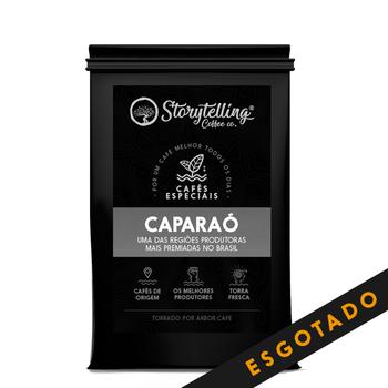 Café Caparaó, 250g em grão, Storytelling Coffee